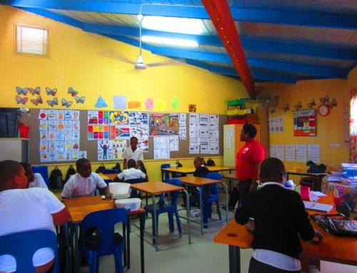 Ein besonderer Ort für besondere Kinder: Thuthukani Special School, Empangeni