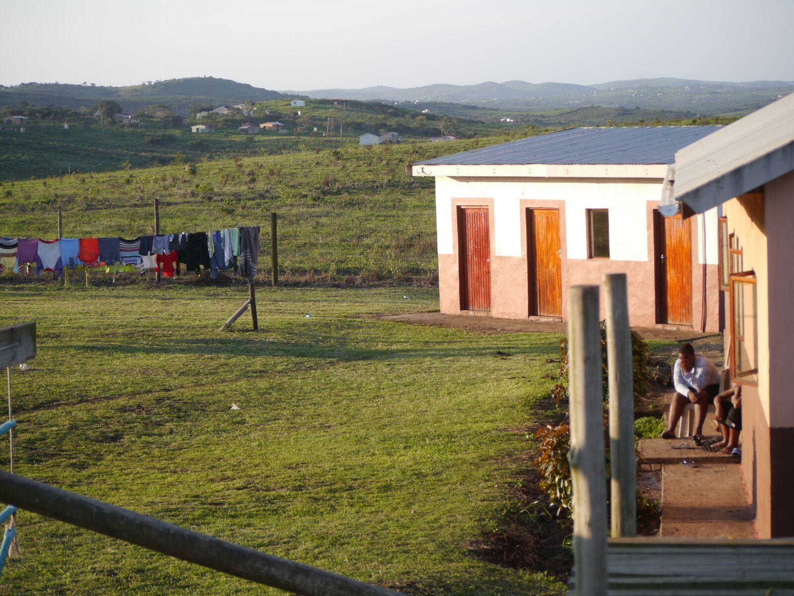 Hilfe im Waisenhaus: Musawe Nkosi, Empangeni