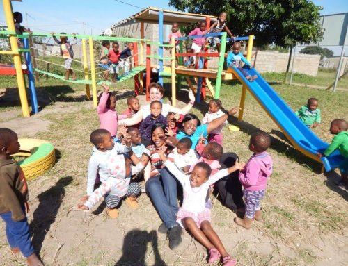 Wenn Kinderaugen leuchten: Kindergarten Mandosi Creche