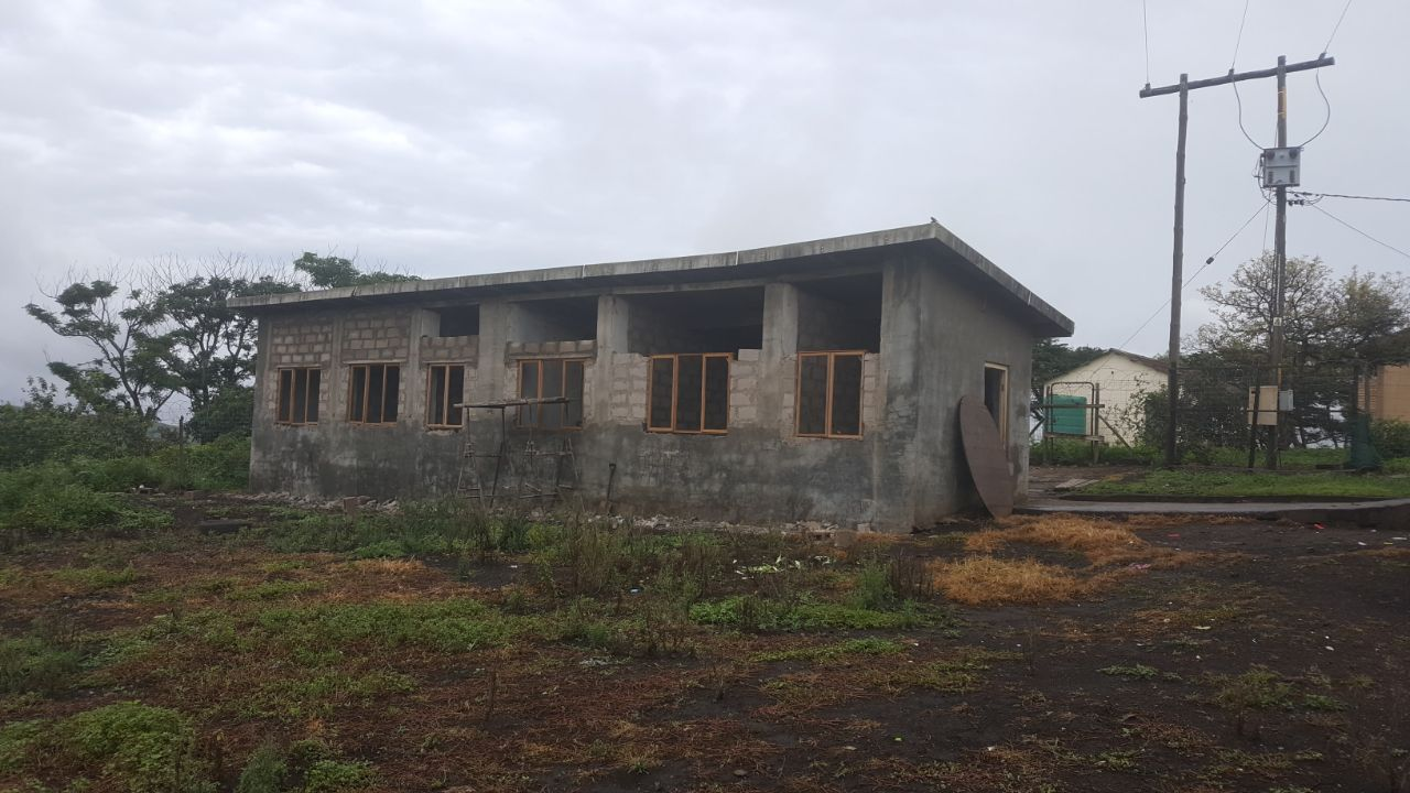 Der Hühnerstall: Waisenhaus MusaweNkosi Nr.2