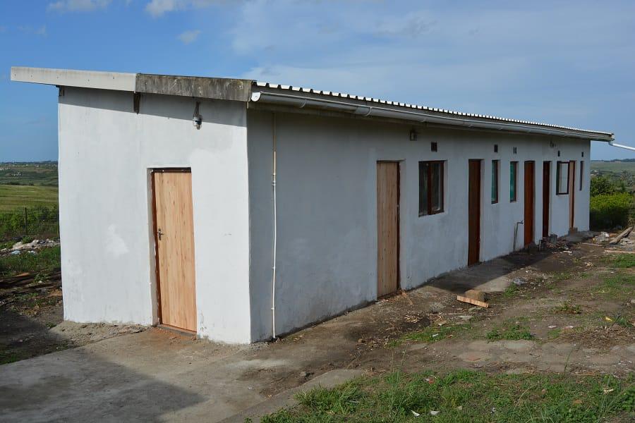 Projekt erfolgreich beendet: neues Gebäude Musawe Nkosi